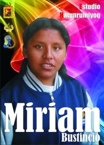 Miriam Bustincio