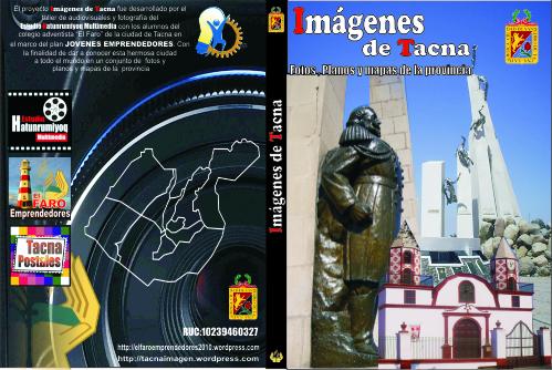 CD Imágenes de Tacna